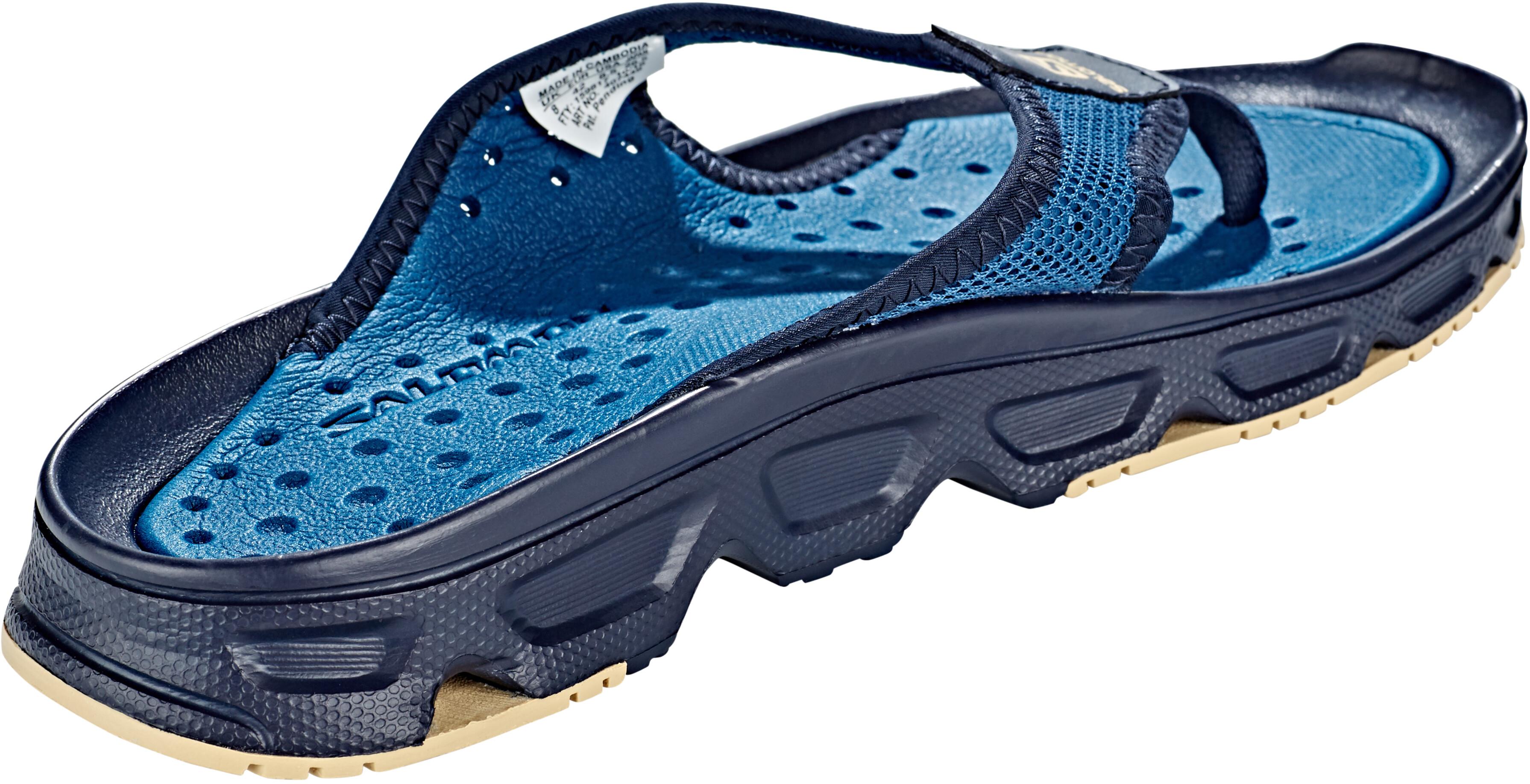 19e53609deb Salomon RX Break 4.0 - Chaussures running Homme - bleu sur CAMPZ !